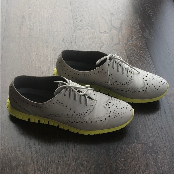 7f0b7401e2b Cole Haan Shoes - Women's Cole Haan ZEROGRAND wing oxford shoes